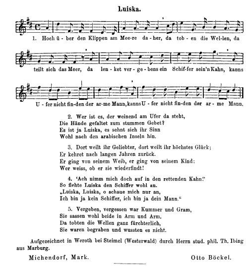 Das Luiska-Lied (1908)
