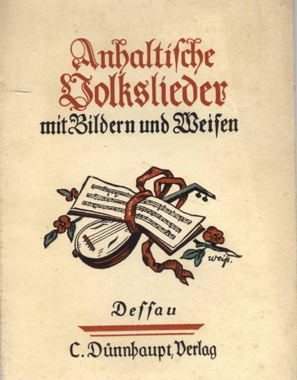 Anhaltische Volkslieder