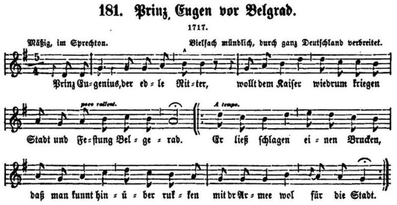Prinz Eugen der edle Ritter