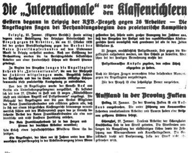 1930-08-01 Internationale Im Gerichtssaal Gesungen