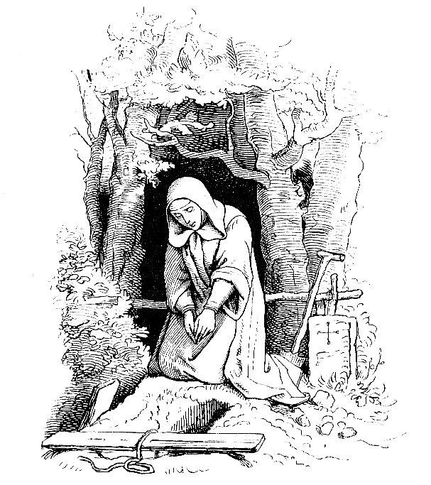 Illustration Ich Stand Auf Hohem Berge Jungbrunnen 2