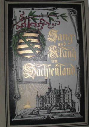 Sang Und Klang Im Sachsenland