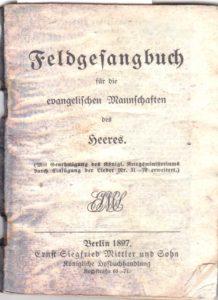 Feldgesangbuch