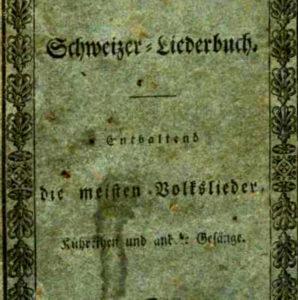 Allgemeines Schweizer Liederbuch