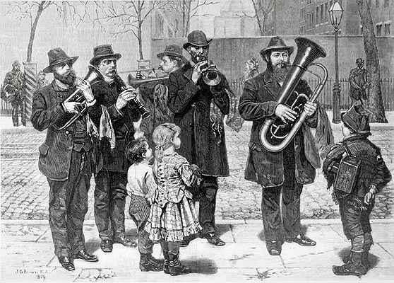 Deutsche Musiker in New York 1876