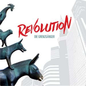 Cover CD Revolution