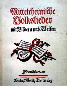 Mittelrheinische Volkslieder